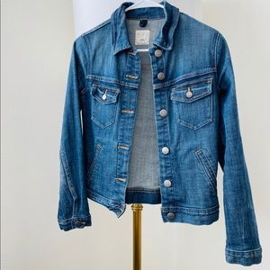 J.Crew Jean jacket XXS